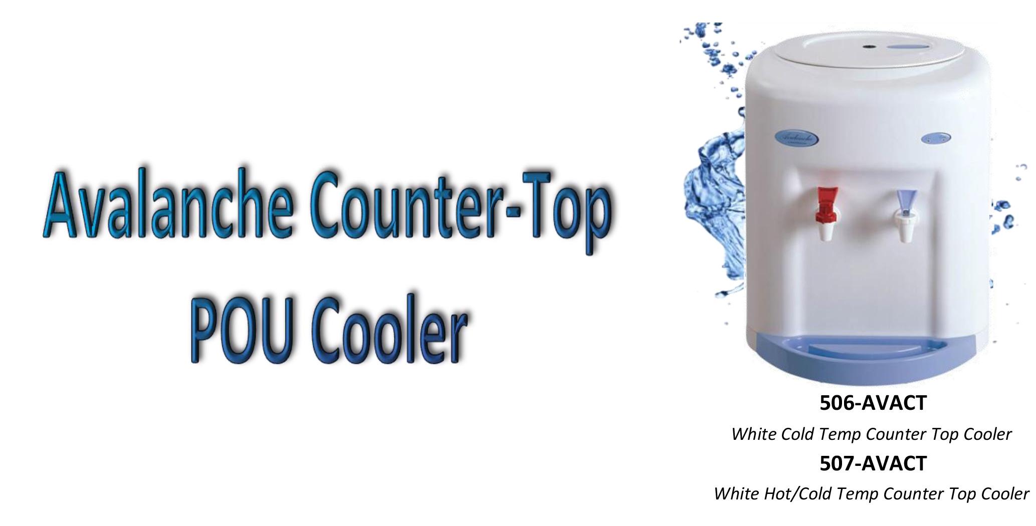 Avalanche POU Cooler