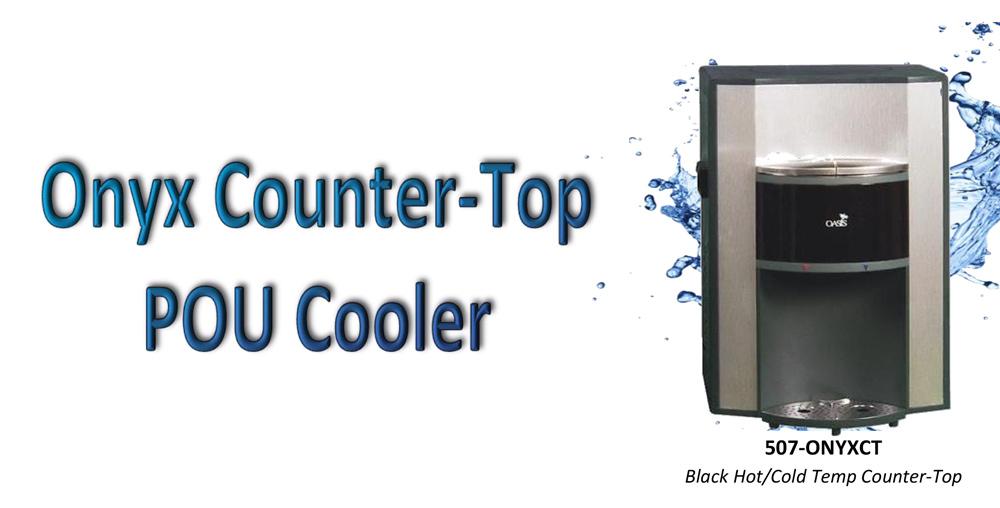 Onyx Counter-Top POU Cooler