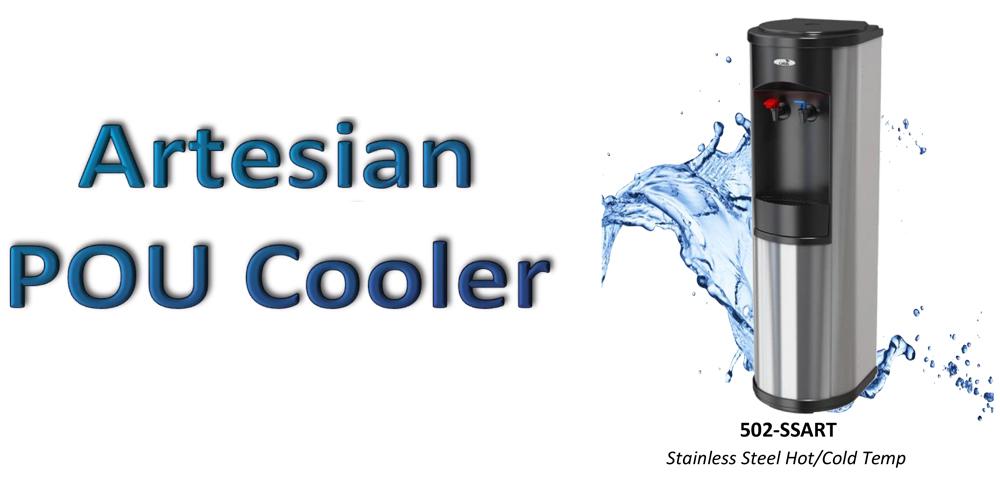 Artesian POU Cooler