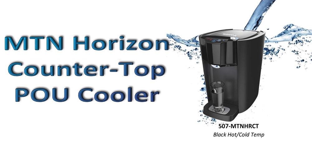 Horizon Counter-Top POU Cooler