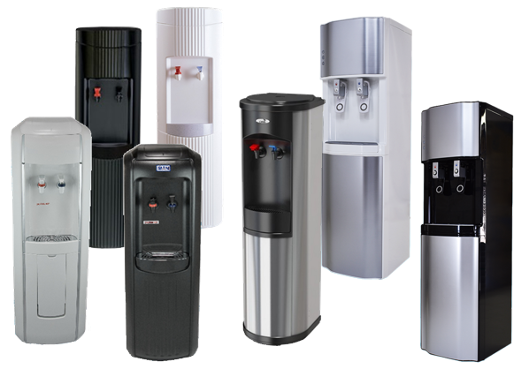 Aquachill Upright Water Coolers for The Office or Home